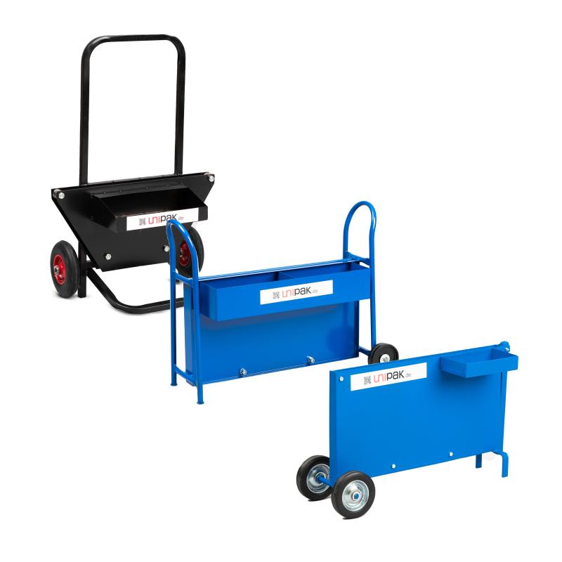 Abroller & Abrollwagen